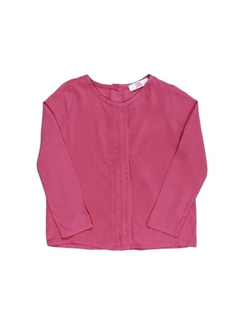 Pink&Orange Bluz Pembe